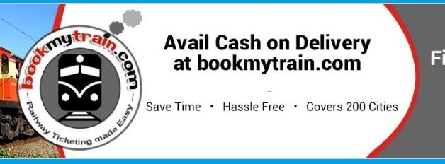 IRCTC Cash On Delivery
