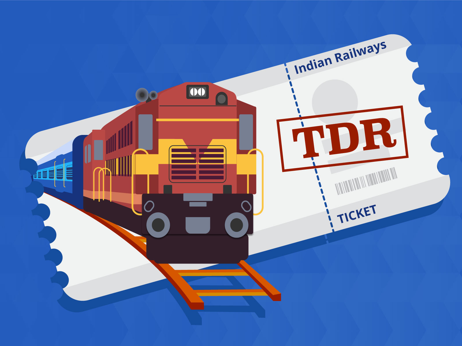 What is TDR in IRCTC? How To File TDR? TDR Full Form